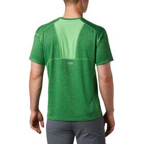 Columbia Irico Maglietta girocollo a maniche corte Uomo, green boa